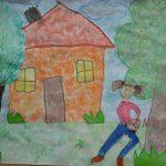 IV miejsce Weronika Jaszczuk Punkt Przedszkolny przy Szkole Podstawowej w Sworach
